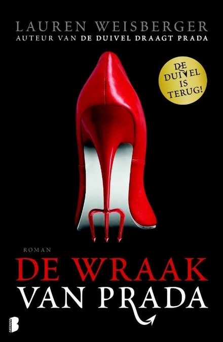 De wraak van Prada : de duivel is terug