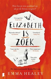 Elizabeth is zoek