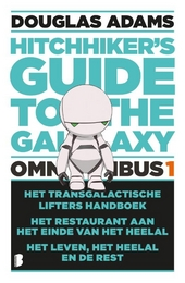 The hitchhiker's guide to the galaxy : omnibus. 1