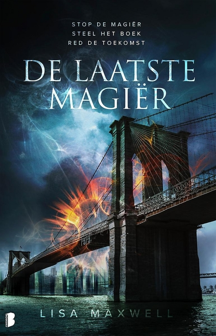 De laatste magiër - Magie in New York