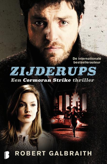 Zijderups : een Cormoran Strike thriller