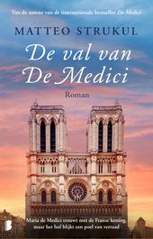 De val van de Medici