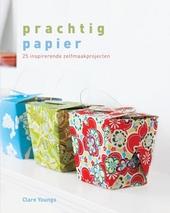 Prachtig papier : 25 inspirerende zelfmaakprojecten