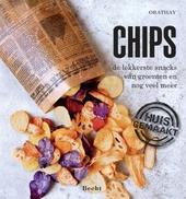 Chips : de lekkerste snacks van groenten en nog veel meer