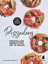Pizzadeeg : feestelijke gerechtjes om te delen