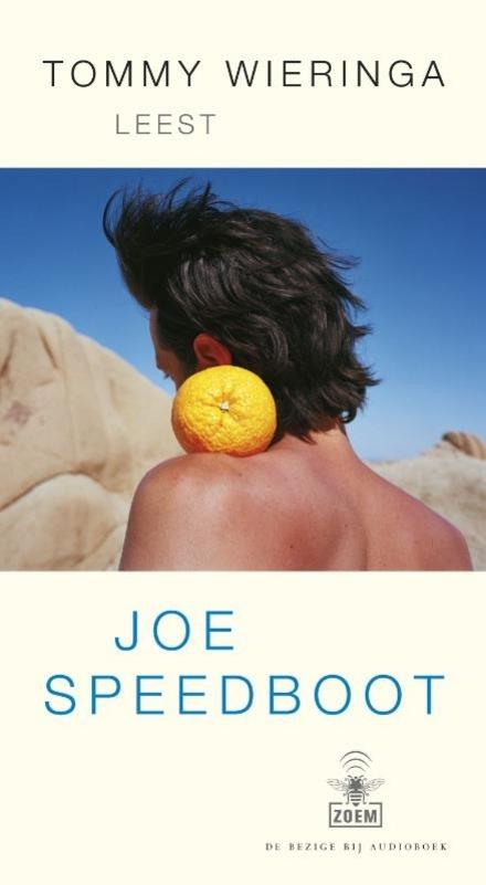 Tommy Wieringa leest Joe Speedboot