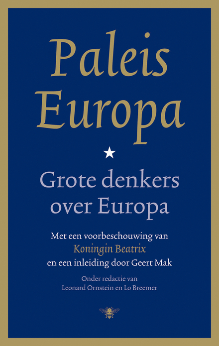 Paleis Europa : grote denkers over Europa