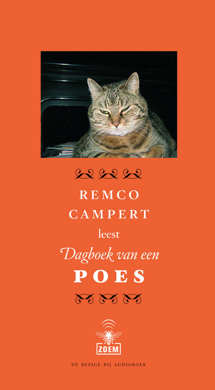 Remco Campert leest Dagboek van een poes
