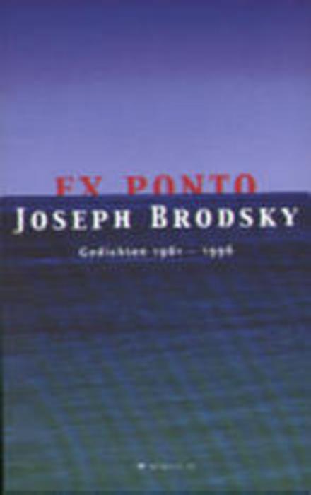 Ex Ponto : gedichten 1961-1996