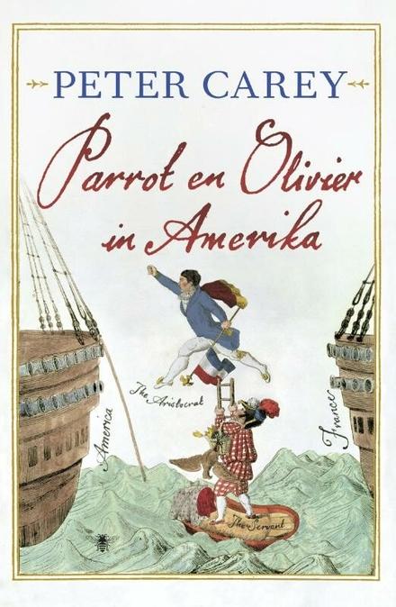 Parrot en Olivier in Amerika