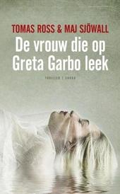 De vrouw die op Greta Garbo leek