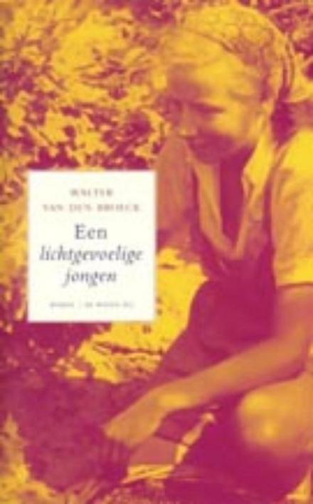 Een lichtgevoelige jongen : roman