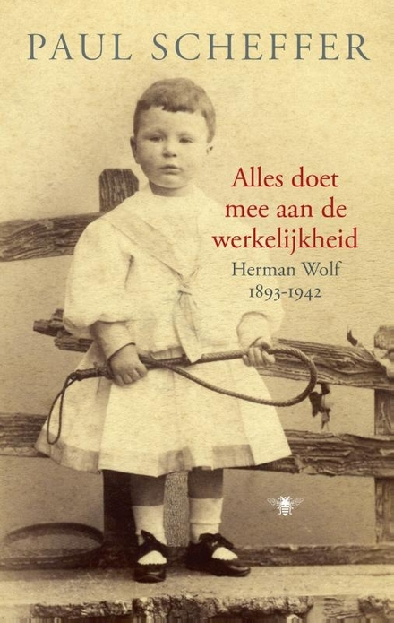 Alles doet mee aan de werkelijkheid : Herman Wolf 1893-1942