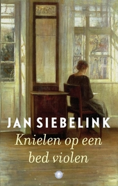 Knielen op een bed violen : roman