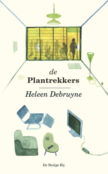 De plantrekkers : roman