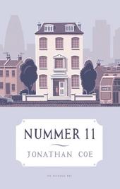 Nummer 11, of Vertellingen die getuigen van waanzin : roman