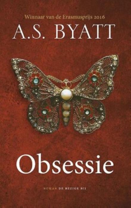 Obsessie - Prachtig boek voor lezers met karakter