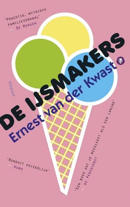 De ijsmakers : roman