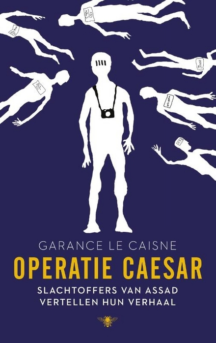 Operatie Caesar : slachtoffers van Assad vertellen hun verhaal