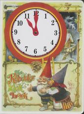 Het kabouter klokboek