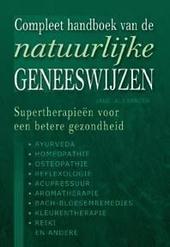 Compleet handboek van de natuurlijke geneeswijzen