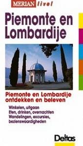 Piemonte en Lombardije