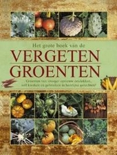 Het grote boek van de vergeten groenten