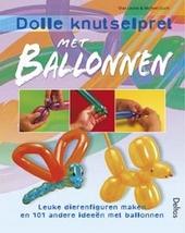 Dolle knutselpret met ballonnen