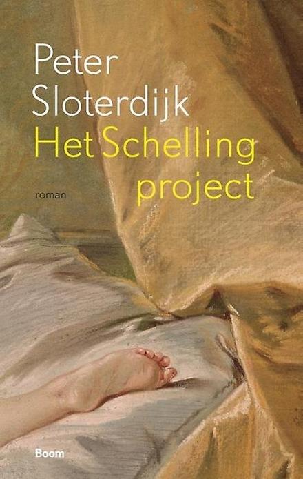 Het Schelling-project : roman