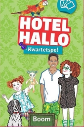 Hotel Hallo : kwartetspel