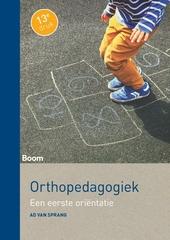 Orthopedagogiek : een eerste oriëntatie