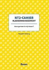 NT2-cahier klassenmanagement : hoe organiseer ik mijn lessen?