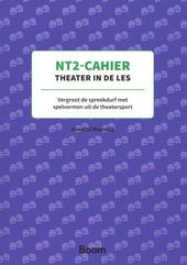 NT2-cahier theater in de les : vergroot de spreekdurf met spelvormen uit de theatersport