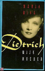 Dietrich, mijn moeder