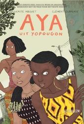 Aya uit Yopougon. 6