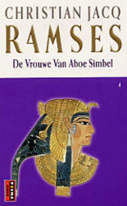 De vrouwe van Aboe Simbel