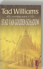 Stad van gouden schaduw