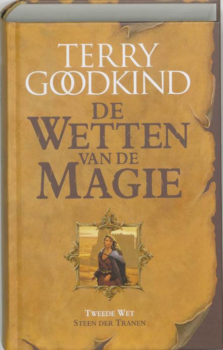 Steen der tranen : de tweede wet van de magie