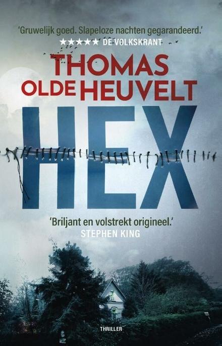Hex - Origineel verhaal maar niet echt mijn ding.