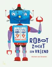 Robot zoekt een vriend