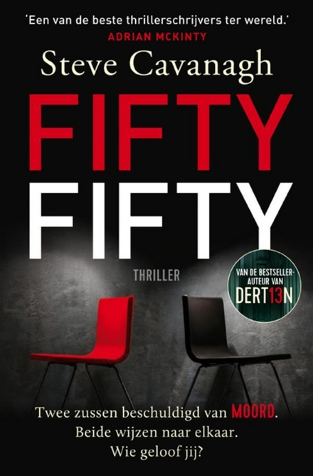 Fiftyfifty - De beste thriller van dit moment