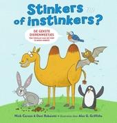 Stinkers of instinkers : de gekste dierenweetjes (die opvallend vaak met poep te maken hebben)