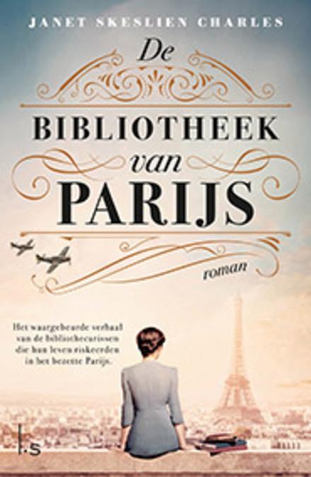 De bibliotheek van Parijs - een ode aan boeken en bibliotheken