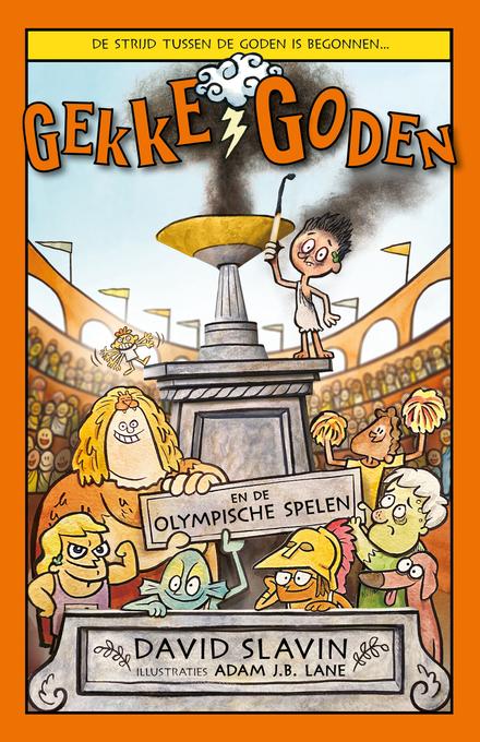 Gekke goden en de Olympische Spelen