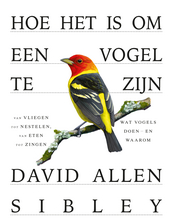 Hoe het is om een vogel te zijn : van vliegen tot nestelen, van eten tot zingen : wat vogels doen en waarom