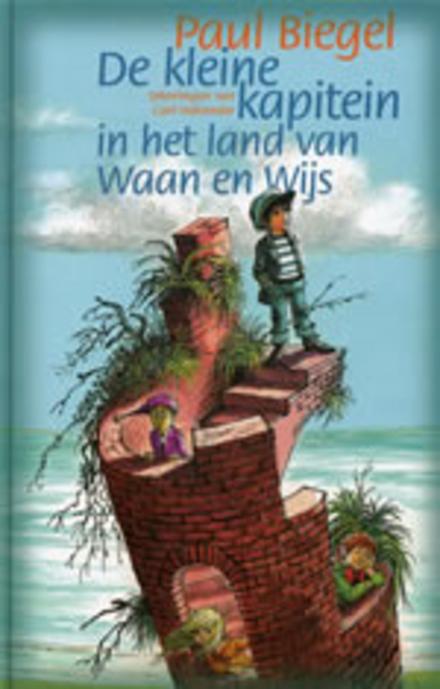 De kleine kapitein in het land van Waan en Wijs