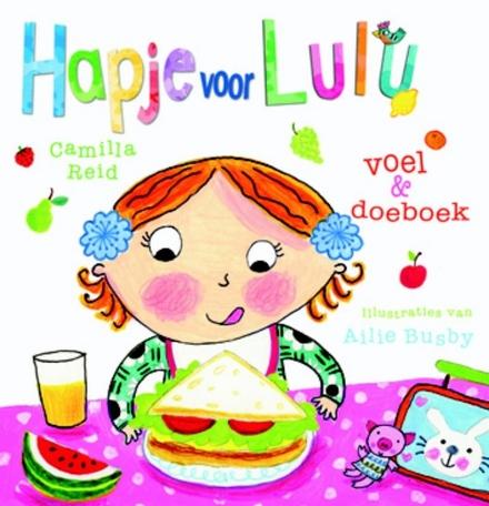 Hapje voor Lulu : voel & doeboek