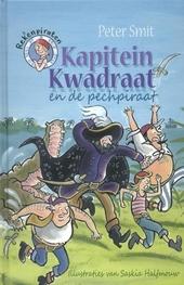 Kapitein Kwadraat en de pechpiraat