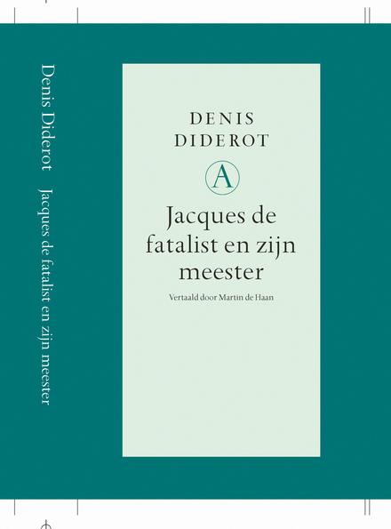Jacques de fatalist en zijn meester - Over leven en liefde, met een vette knipoog