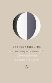 Evenveel van jou als van mezelf : correspondentie met Marcus Fronto